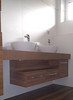 Custom made bathroom furniture by MAS_Kúpeľňovy nábytok na mieru MAS_Fackov