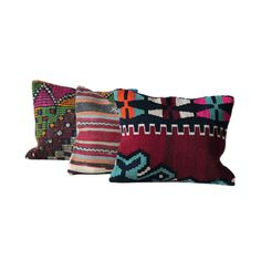 Vintage Kilim Pillow   dotandbo.com