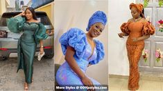Exclusive Owambe Styles - Wedding Guest Outfits for 2021 (4)