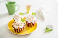 {Muffins} Eierlikör-Muffins mit Merringe-Topping {Werbung}