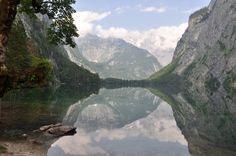Obersee ( Germany - Berchtesgaden )