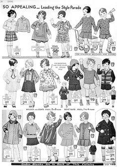 Childrens wear 1930 | Flickr - Photo Sharing!