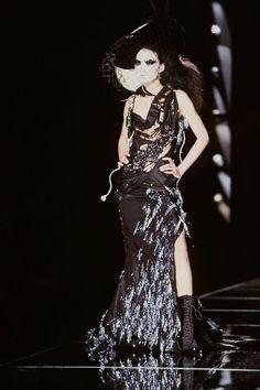 John Galliano for Christian Dior Spring Summer 2000 Haute Couture