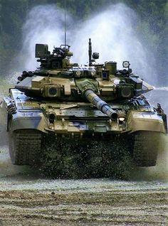 Russian Т-90 MBT