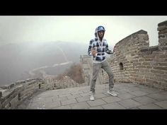 DREAMER | Dubstep Dance Skills | Great Wall of China