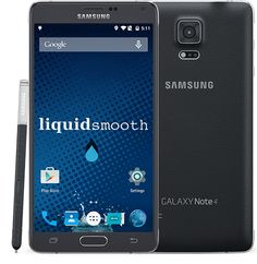 Update Sprint Galaxy Note 4 to Lollipop via LiquidSmooth ROM