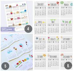 Kalender Sammlung 2