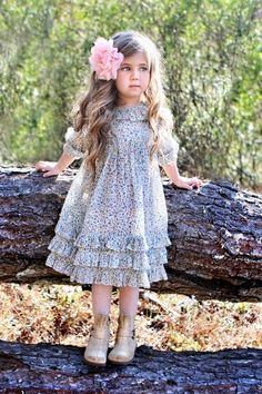 beaucute.com vintage-style-dresses-for-girls-09 #maternitydresses