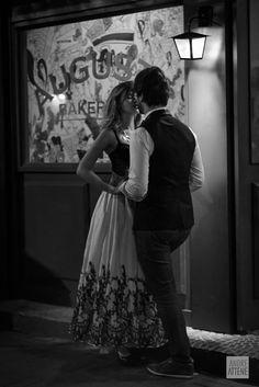 Preto no Branco na Velha Augusta - Foto Andre Attene - Noivos Juliana e Rodrigo (33)