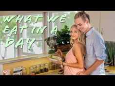 What I Eat In A Day ♥ Easy Healthy Vegan Meals   Canada - YouTube