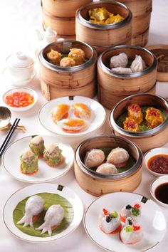 dim sum - oh how I miss you so... Not one restaurant in Milano that makes you!