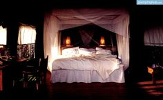 Luxury Safari Tent Rental in Zanzibar