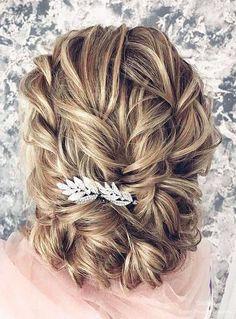 Elstile Wedding Hairstyles for Long Hair / http://www.deerpearlflowers.com/wedding-hairstyles-for-long-hair/3/