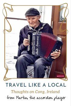 Travel Like a Local | Cong | Ireland | Ashford Castle