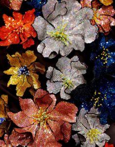 Christopher Kane 'Craft and Work' Autumn Winter 2017 details.