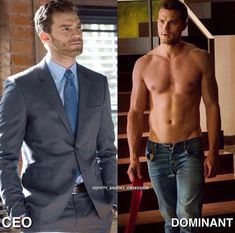 CEO and DOMINANT
