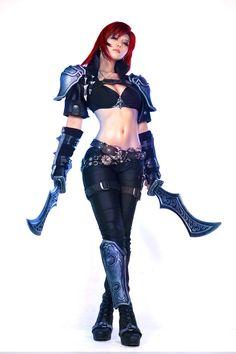 [Riot Games] League of Legends – Katarina | Spiral Cats