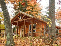 Interlochen-Camper Cabin Detail Interlochen Michigan, Michigan State Parks, Travel Articles, Campsite, Cabins, Acre, Camper, Trail, Camping