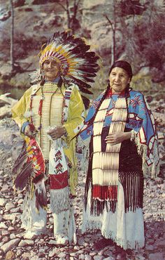 The Dakota or Sioux Indians by lacausey2000, via Flickr