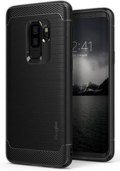 Ringke ONYX for Samsung Galaxy S9 Plus Variation  https://topcellulardeals.com/product/ringke-onyx-for-samsung-galaxy-s9-plus-variation/  Heavy duty defense and brushed metal texture layout with a mechanical design complete with Military Grade MIL-STD 810G – 516.6 drop protection. Supports Qi Wireless Charging without the hassle of having to remove the case for Samsung Galaxy S9 Plus. Precision-cut TPU profile improves the slim and streamlined appearance with a tough ou