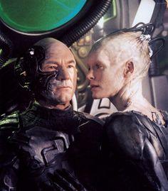 Star Trek Borg, Star Wars, Star Trek Characters, Star Trek Movies, Akira, Aliens, Star Trek Generations, Star Trek Show, Paddy Kelly