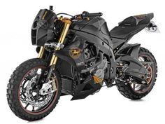 S1000RR Mad Max