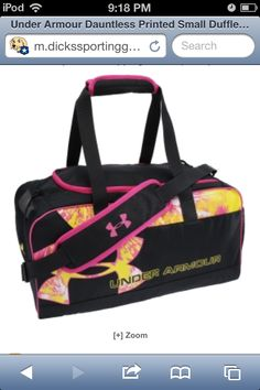 Love this bag!!! Find it at http://m.dickssportinggoods.com/product/index.jsp?productId=20434826=4406646.4413887.4414035.4414033