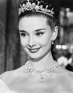 "Audrey Hepburn in ""Roman Holiday"". I will never forget the first movie I ever saw her in when I was ten years old!!!"