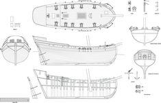 Forums / MSB Modeling Plans Project / Mediator Sloop 1745 - COMPLETED - Model Ship Builder