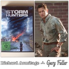"Richard Armitage as Gary Fuller in ""Into the Storm"" (""Storm Hunters"" - German title) - (2014)"