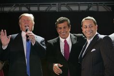 Sater was Trump's right hand man for a decade. The Senate is investigating why that led to massive money laundering fines at Trump's…