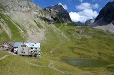 Lechtal - Rappensee Hütte
