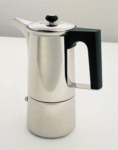 Serafino Zani - 'Finlandia' Coffee Maker (Designers: Tapio Wirkkala & Sami Wirkkala) moka pot
