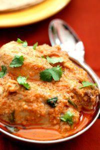 Murgh Kabuli (Chicken Kabuli)