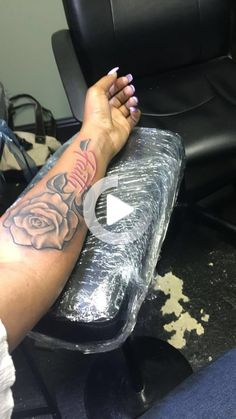Red Ink Tattoos, Forarm Tattoos, Black Tattoos, Body Art Tattoos, Girl Tattoos, Tatoos, Hand Tattoos, Dope Tattoos For Women, Black Girls With Tattoos