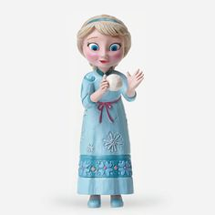 Elsa-Young Elsa From Frozen Figurine $20