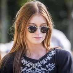 Quem gostou dos óculos da Eliza em  totalmentedemais    rayban  oticaswanny   novela  marinaruybarbosa 3673cf8f41