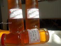 Sirop natural de salvie Salvia, Smoothies, Food And Drink, Cooking Recipes, Juices, Bottle, Drinks, Health, Pies