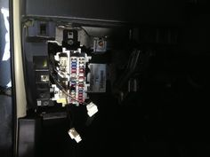 Find the broken fuse; hint: it is the one causing our dome light to stay off!