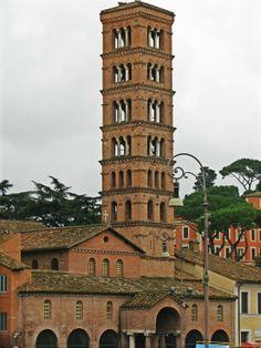 Santa Maria in Cosmedin, Rome, Italy