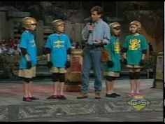 Be on Legends of the Hidden Temple..... I mean seriously how hard is it to put together the silver monkey?!