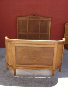 Antique Furniture French Antique Hand Carved Bed French Antique Bedroom Furniture $945