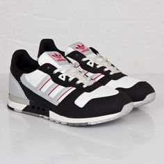 Adidas ZX 550 - OG in Black/White Vapour/Collegiate Red  Article number: B35600