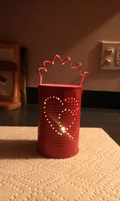 Tin Can Lanterns Wedding Decor Favors gifts by LanternsbyLouise
