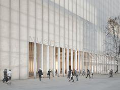 Musée des Beaux-arts / David Chipperfield Architects