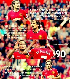 Daley Blind's debut - great addition! GGMU
