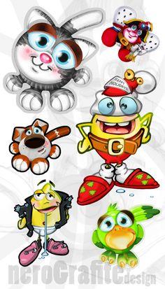 #character  #nerografite #Design