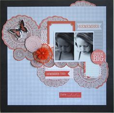 "Check out our ""Saturday sketches"" feature. Daylight Savings Time, June 4th, Scrapbooking Layouts, Dream Big, Sketches, Blog, Summer Time, Drawings, Scrapbook Layouts"