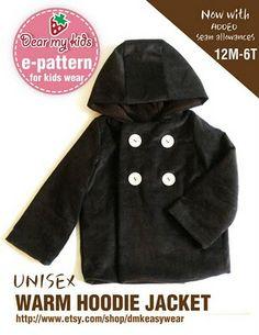 Warm Hoodie Jacket