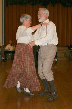 Scandinavian Dancing
